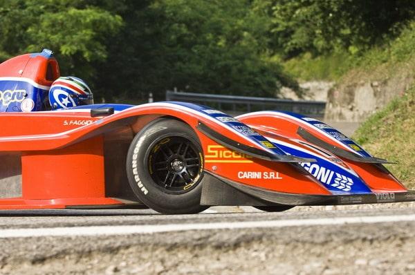 Record per Faggioli e i pneumatici Marangoni Zeta Linea Racing al CIVM
