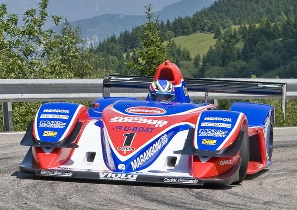 Record per Faggioli e i pneumatici Marangoni Zeta Linea Racing al CIVM 2