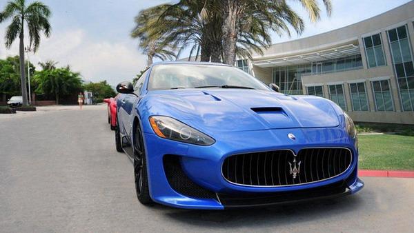 Tuning Maserati Gran Turismo: DMC presenta la Sovrano 2011 ed i suoi 590 CV