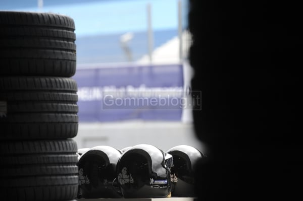 20.000 CV in pista all'Estoril: Michelin non vende pneumatici, bensì prestazioni 8