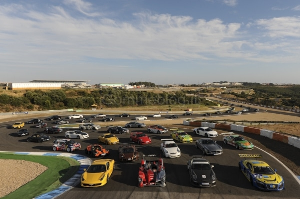 Supercar in pista per i Michelin Pilot Performance Days 2