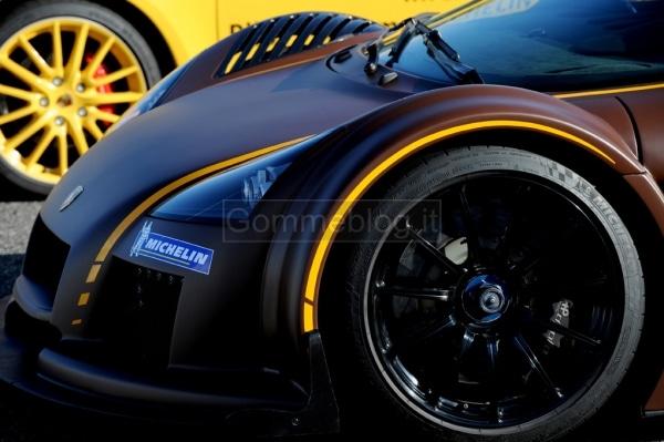 20.000 CV in pista all'Estoril: Michelin non vende pneumatici, bensì prestazioni 3
