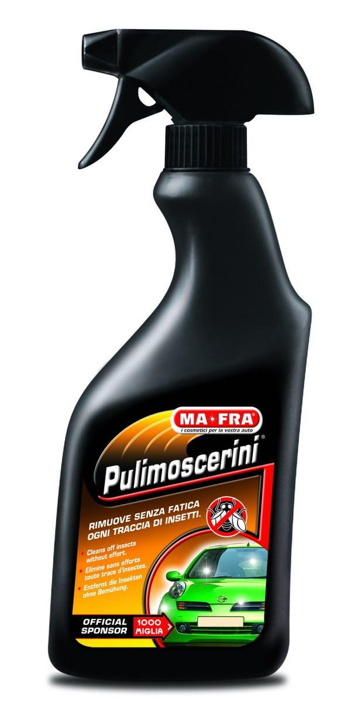 MA-FRA Pulimoscerini: via qualsiasi traccia lasciata dai piccoli moscerini