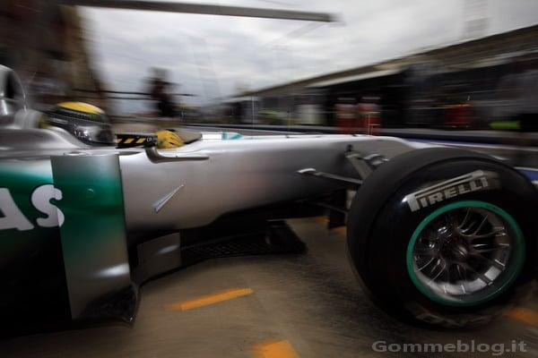 Pirelli: a Silverstone durata e prestazioni con pneumatici a mescole Hard e Soft