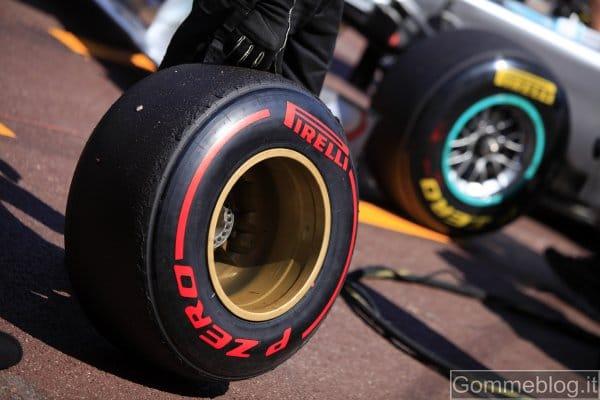 F1: ecco le mescole Pirelli per le ultime 3 gare 2012