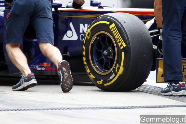 Il Gran Premio d'Ungheria dal punto di vista dei pneumatici: Pirelli PZero Soft e Supersoft