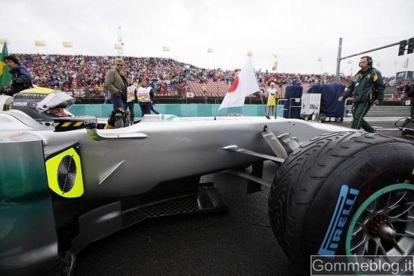 GP F1 Ungheria: Seconda vittoria per Button sui Pirelli P Zero 2