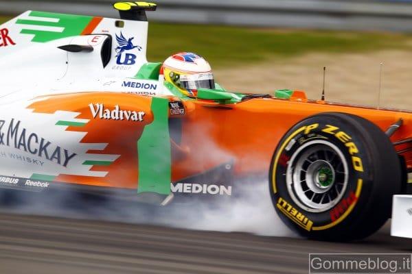 Formula 1: Gran Premio di Germania Nurburgring, il post gara
