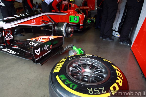 Seconda pole consecutiva per Webber con i pneumatici Pirelli PZero Yellow Soft