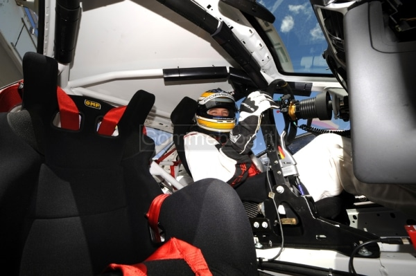 Porsche 911 GT3 CUP: la nostra prova in pista all'Estoril 3