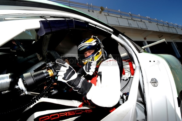 Porsche 911 GT3 CUP: la nostra prova in pista all'Estoril 5