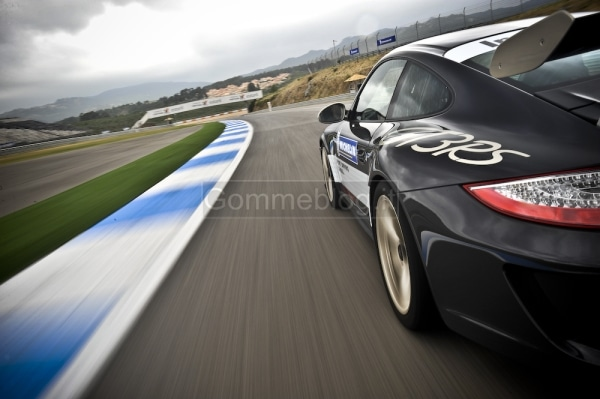Porsche 911 GT3 RS: la nostra prova in pista all'Estoril