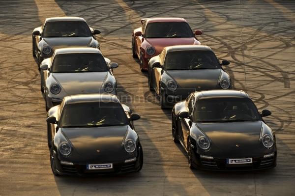 Test Porsche 911 GTS: il fondamentale ruolo di un pneumatico sportivo in una Supercar 6