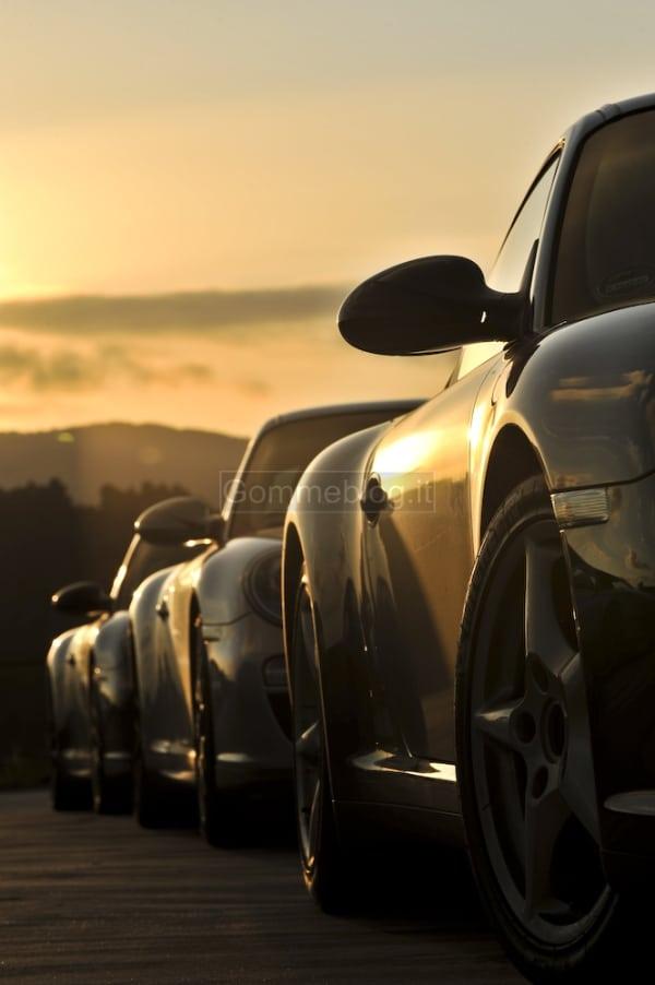 Test Porsche 911 GTS: il fondamentale ruolo di un pneumatico sportivo in una Supercar 2