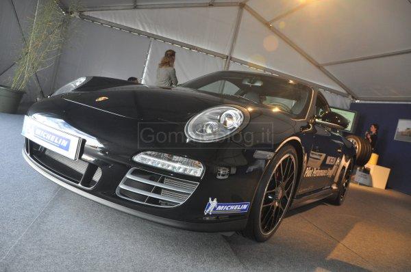 Test Porsche 911 GTS: il fondamentale ruolo di un pneumatico sportivo in una Supercar 7