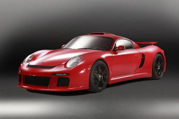 RUF CTR3 2011: Michelin Pilot Sport Cup + N1 per 750 CV e 380 km/h 1