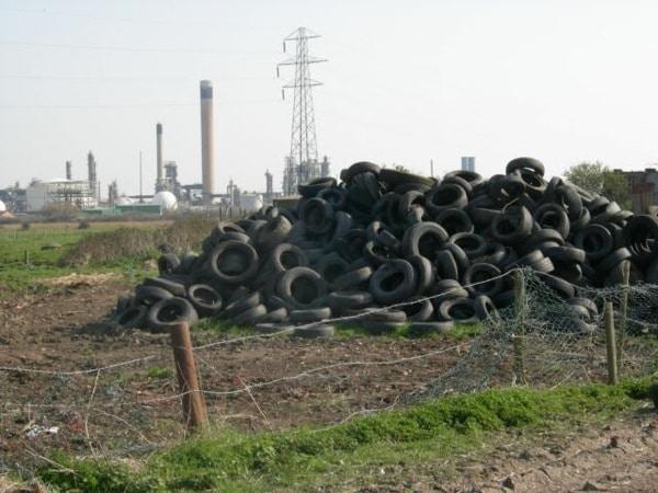Smaltimento pneumatici: nuovo sistema inventato in Australia
