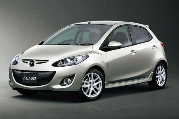 Yokohama, la nuova Mazda2 monterà i pneumatici BluEarth