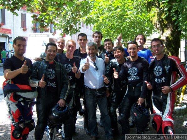 """Intervista a Francesco e Juri, fondatori """"Carrara Bikers"""" 2"""