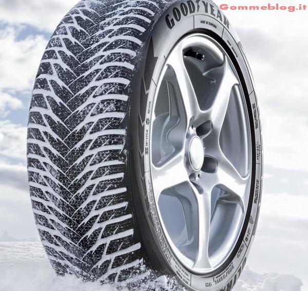 Goodyear UltraGrip 8: Anteprima nuovi pneumatici invernali 3