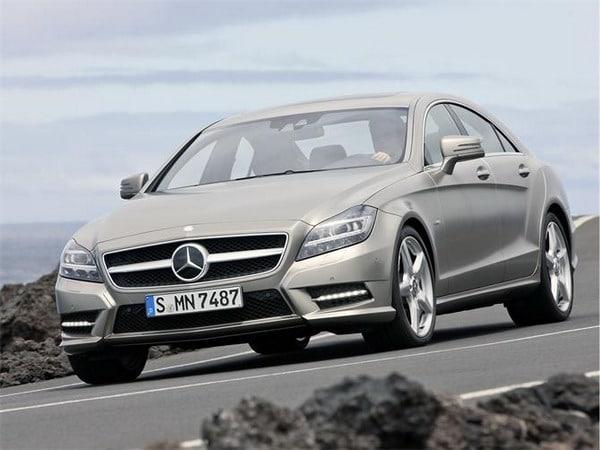 Continental Sport Contact 5P: 1° equipaggiamento per la nuova Mercedes CLS