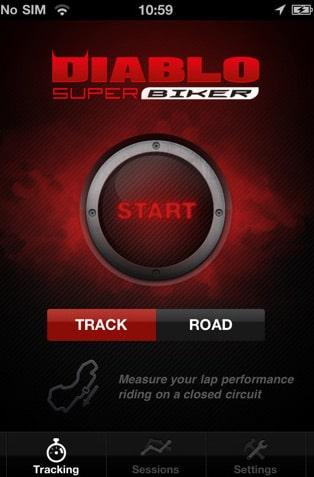Pirelli Diablo Super Biker: nuova APP iPhone per veri Riders