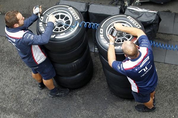 Pirelli F1: Vettel continua la sua leadership in Belgio 2