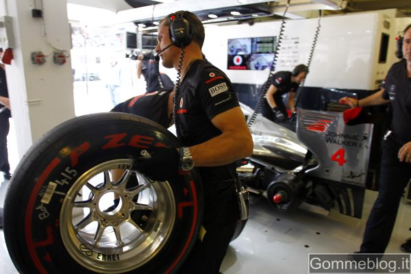 Formula 1: ecco perchè i pneumatici Pirelli saranno fondamentali al Gp del Giappone