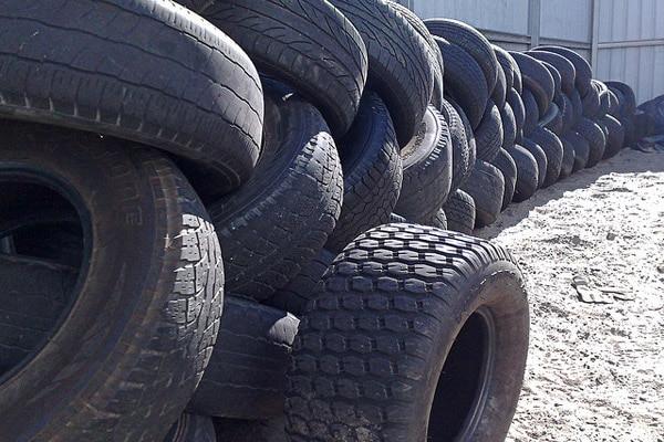 Stoccaggio pneumatici, i grandi produttori sotto inchiesta in Italia