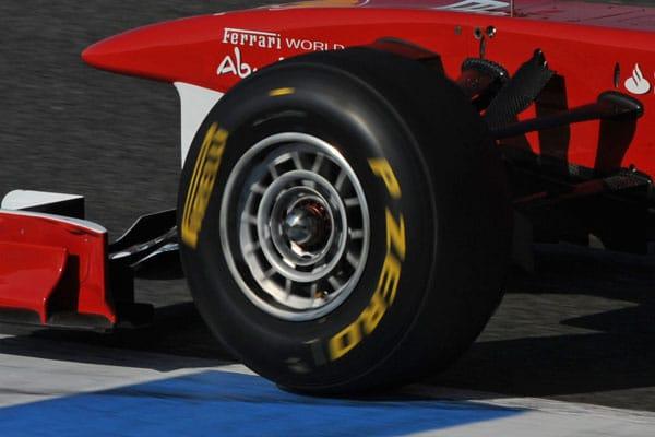 F1: Pirelli prepara le P Zero per il Gran Premio del Belgio