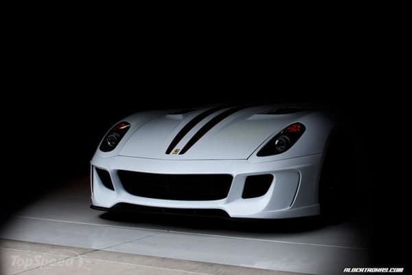 Vorsteiner Ferrari 599-VX 1
