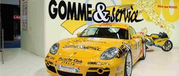 Gomme & Service, convention e nuova promozione per l'inverno
