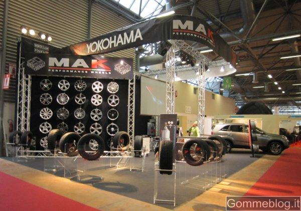 4×4 Fest 2012: le novità Yokohama e MAK