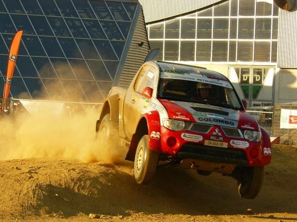 Mitsubishi: vasta esposizione di fuoristrada al 4×4 Fest 2011
