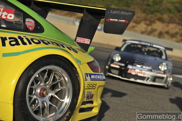 Dalla Pista alla Strada: anche Porsche come Michelin parla dell'importanza delle competizioni 1