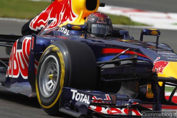 Formula 1: Vettel e le gomme Pirelli firmano la pole position a Monza