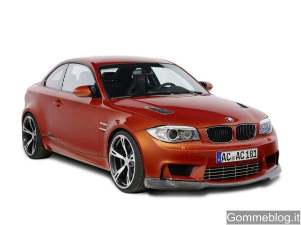 AC Schnitzer ACS1 Sport: una Bmw Serie 1 M Coupè da 400 CV