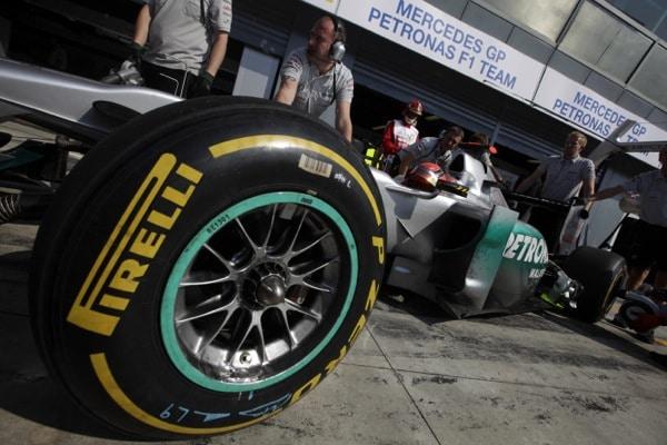 Formula 1 2012 GP Italia, Pirelli chiede limiti sul camber