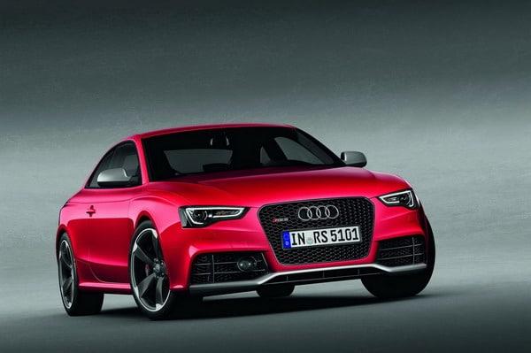 Audi RS5 MY 2012: nuovi occhi ma stesso cuore … aspirato