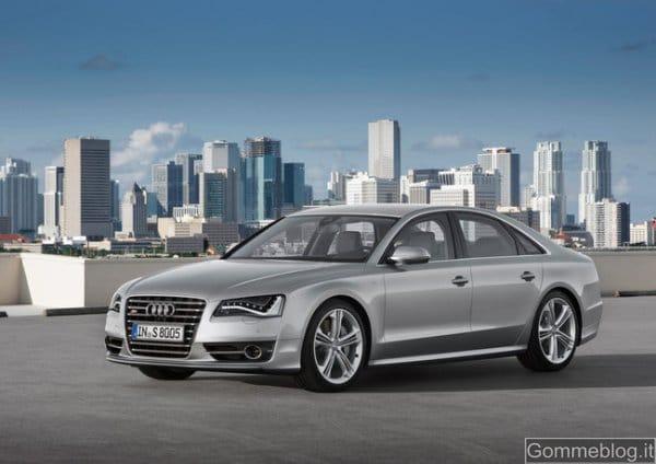 Audi S8: una dieta le ha regalato 70 CV e consumi minori 2