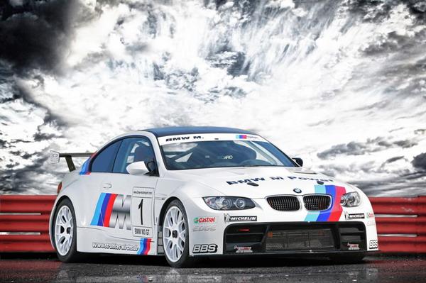 BMW M3 CLP GTR: Michelin Pilot Sport Cup + per domare 600 CV