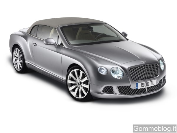 Nuova Bentley Continental GTC: parola d'ordine ... qualità 3