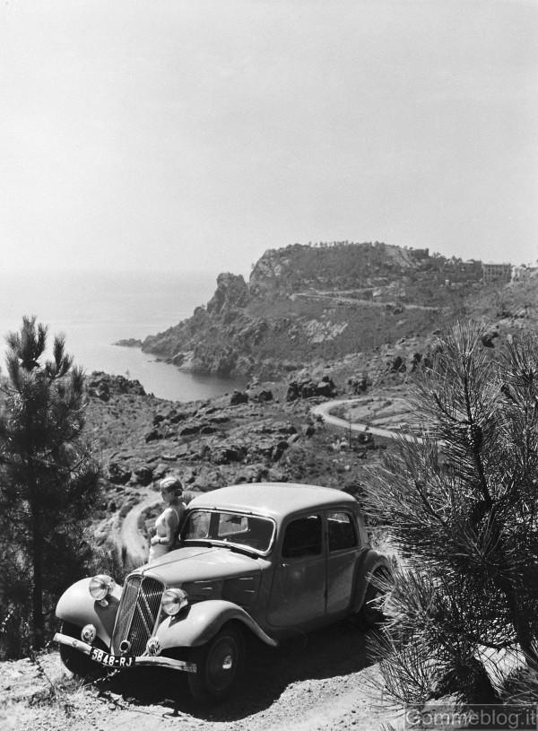 Auto che hanno fatto storia: Citroen Traction Avant 3