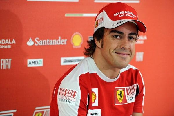 F1: Gran premio GP Monza 2011: Alonso commenta gomme e pista
