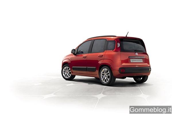 Fiat Panda 2012: Stile rinnovato all'insegna della funzionalità 2