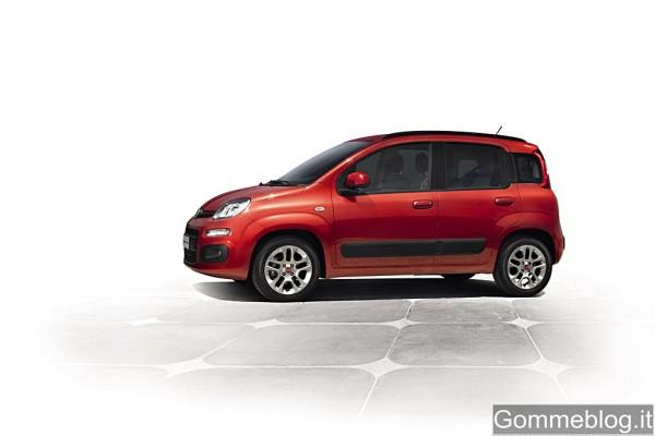 Fiat Panda 2012: Stile rinnovato all'insegna della funzionalità 5