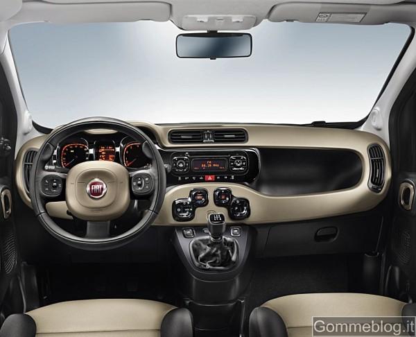 Fiat Panda 2012: Stile rinnovato all'insegna della funzionalità 3