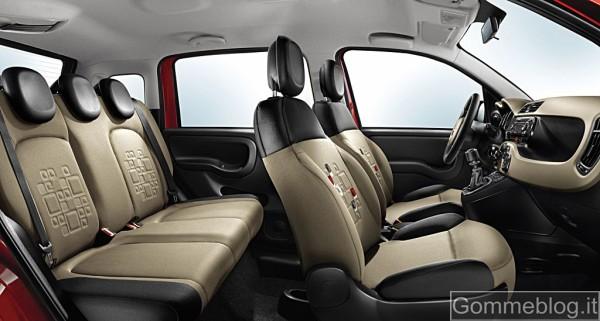 Fiat Panda 2012: Stile rinnovato all'insegna della funzionalità 4