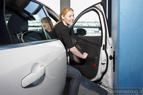Ford Door Edge Protector: arriva il 1° sistema attivo che evita graffi alle portiere