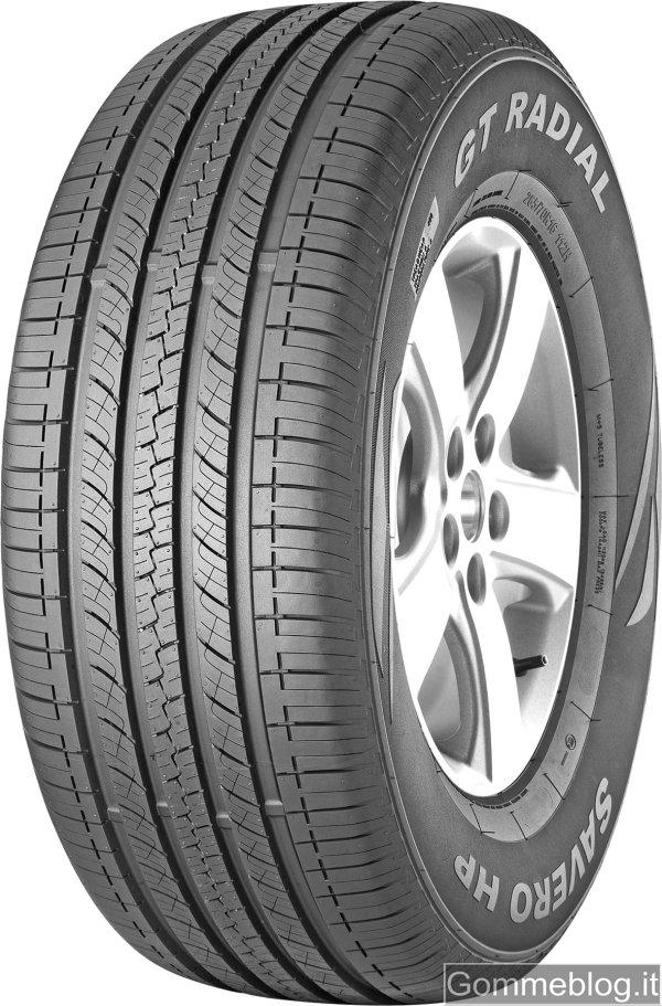 Gt Radial Savero Hp: nuovi pneumatici UHP SUV di ultima generazione